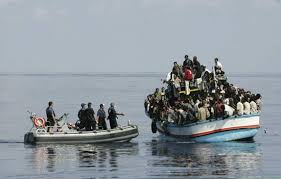 """إنقاذ 2000 مهاجر في """"المتوسط"""" السبت"""