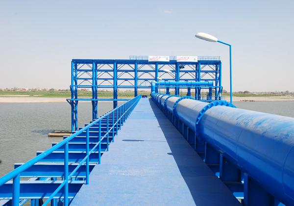 توجيهات باحتواء نقص إمداد المياه بولاية الخرطوم