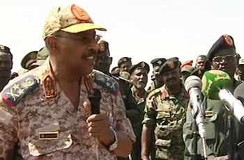 """وزير الدفاع: معركة """"قوز دنقو"""" كسرت شوكة التمرد"""