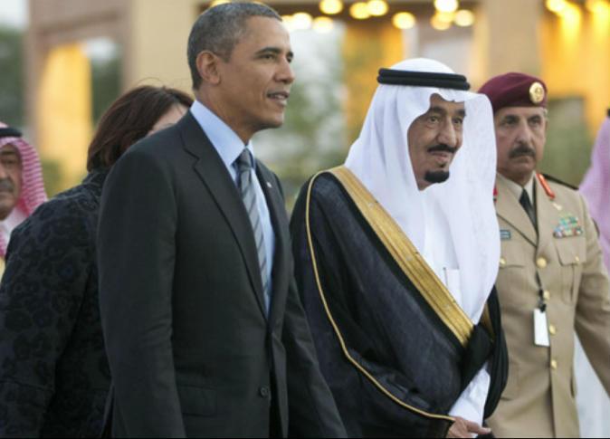الملك سلمان يتلقى اتصالا هاتفيا من الرئيس أوباما