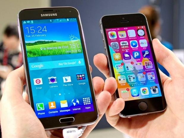 أيهما تختار هاتف (Galaxy S6) أم (iPhone 6): إليك الإجابة بالأرقام