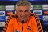 إيقاف مدرب ريال مدريد لأنه صفق