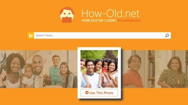 برنامج يكشف أعمار الأشخاص من خلال صورهم