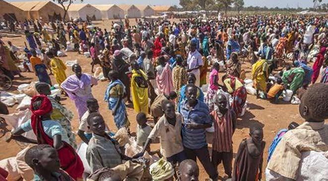 مئات الآلاف يواجهون الجوع جنوب السودان