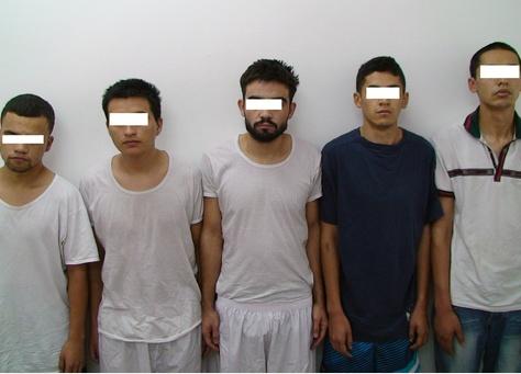 """بالصور: بعد عشرات السرقات في أكثر من دولة.. إلقاء القبض على عصابة """"الخمس الكبار"""""""