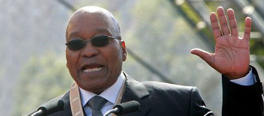 رئيس جنوب أفريقيا يغادر المستشفى بعد جراحة