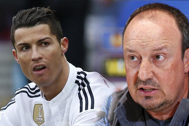 رونالدو: لن نفوز بالألقاب مع بينيتز