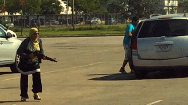"""طوارئ بنيويورك من """"مسلمين"""" ظهروا بالصور مسلحين"""