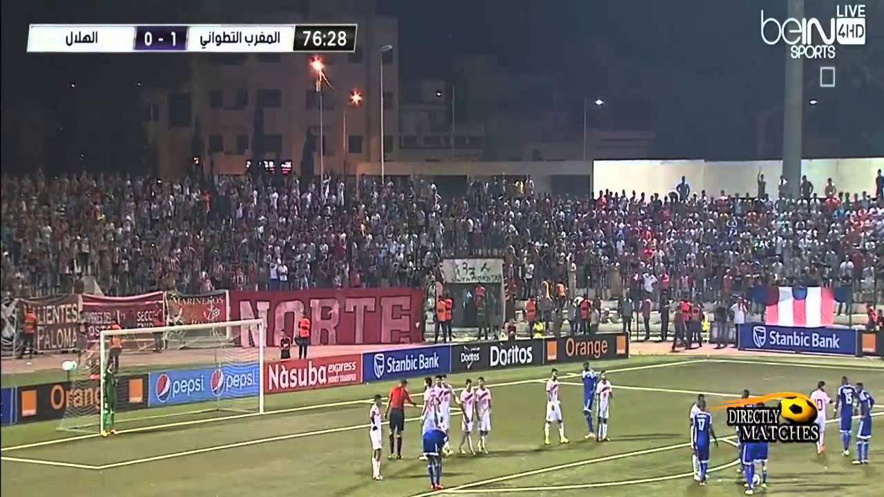 متابعة بعد هزيمة الهلال الأفريقية: مدرب المغرب التطواني يشيد بالروح القتالية للاعبين والكوكي يتحسر