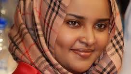 هل تعتزل نجمة قناة أم درمان ميسون عبد النبي العمل بعد الزواج