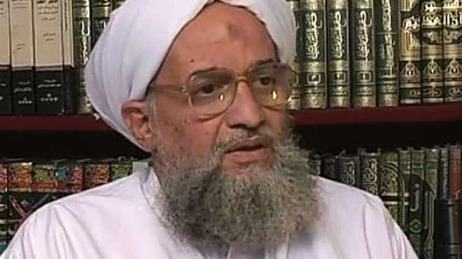الظواهري : لا اعترف بشرعية الدولة الإسلامية