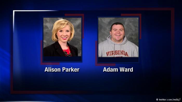 مقتل صحفيين خلال بث مباشر في فرجينيا