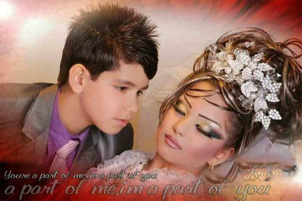 شاهد بالصور.. زواج في إيران العريس 14 عاماً والعروسة 10 375022b0-05c1-41d4-918f-36d71ac3f6c6