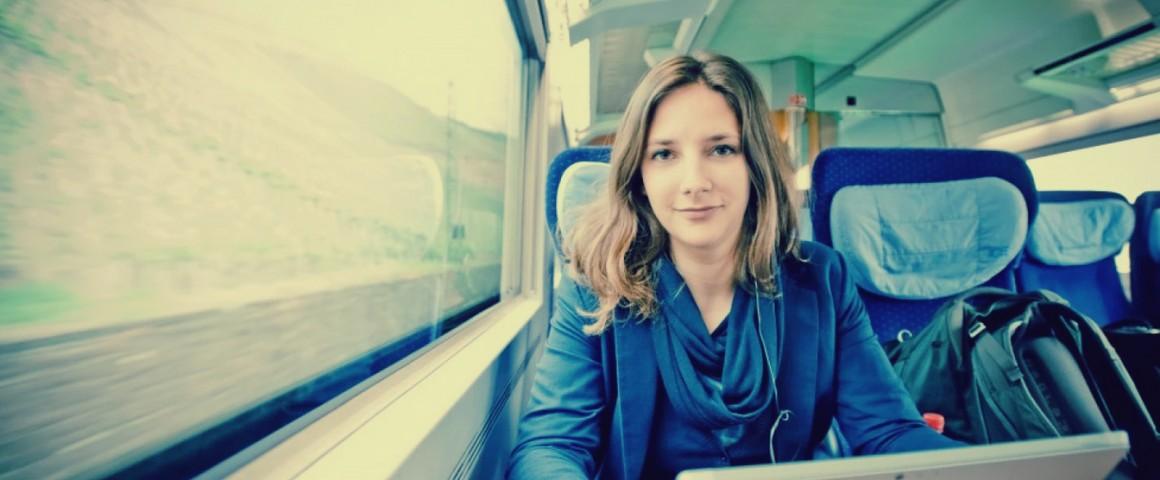 طالبة ألمانية تفضل العيش في القطار: نظيف ومريح للنوم والمذاكرة وأقابل أناسًا لطفاء