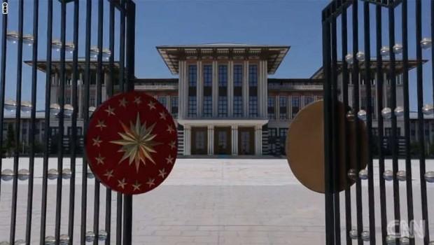 بالصور: 5 حقائق لا تعرفها عن القصر الرئاسي في تركيا