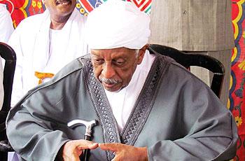 """عادل عبده : هل يصبح السيد """"علي"""" زعيم الاتحادي الأصل في المستقبل؟"""