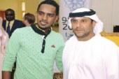 شريف الفحيل يبدع في حفل الكويت