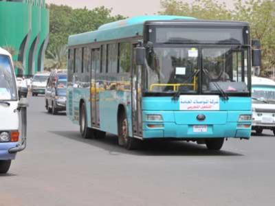 تعطل أكثر من (500) باص بمواصلات الخرطوم
