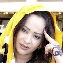 ليلى إبراهيم: الثقافات السودانية يجب أن تنتشر في العالم