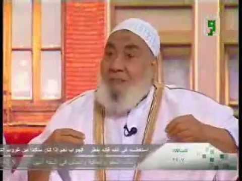 بالفيديو..شيخ مصري يقسم بالله أنه تزوج جنية وأنجب منها 3 أولاد