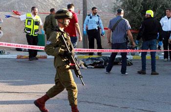 مقتل لاجئ سوداني بعد طعنه جندياً إسرائيلياً