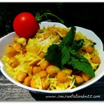 chick pea rice salad 1