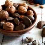 walnuts, brazilnuts