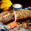 banana quinoa bread 6