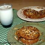 quinoa coconut cookie