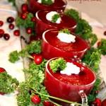 cranberry soup 1