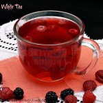 White Berry Tea