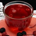 White berry tea