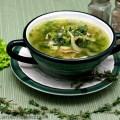 chicken leek soup 2