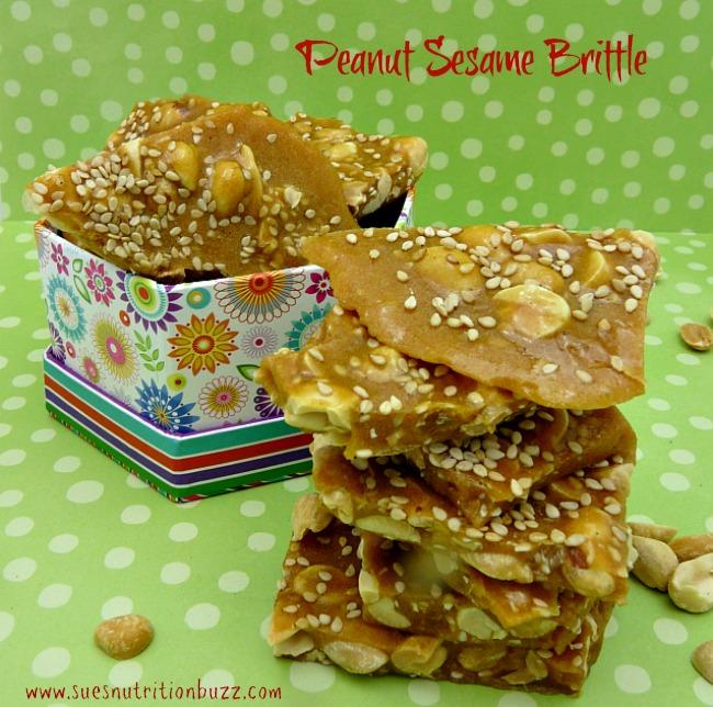 Sesame Brittle Recipe — Dishmaps