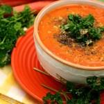 carrot ginger soup3