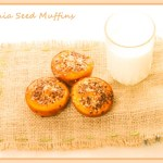 Corn muffins breakfast