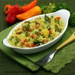 veggie rice pilaf1