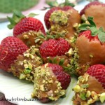 caramel strawberries 1