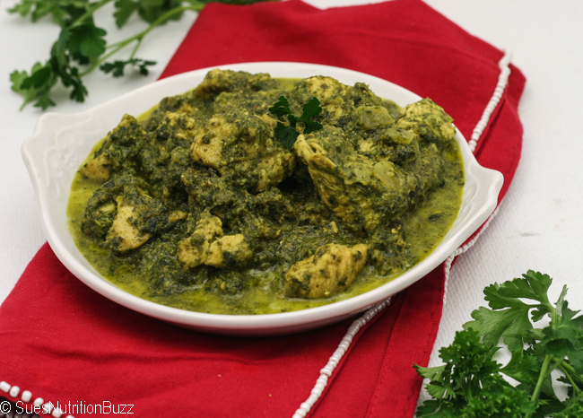 Chicken Saag-9025