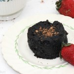 Flourless chocolate cake-8991