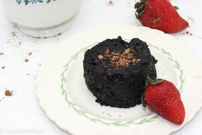Flourless chocolate cake-8991