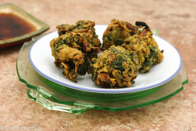 Spinach Pakoras-9175