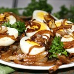 Caramelized Onion Egg curry-0243