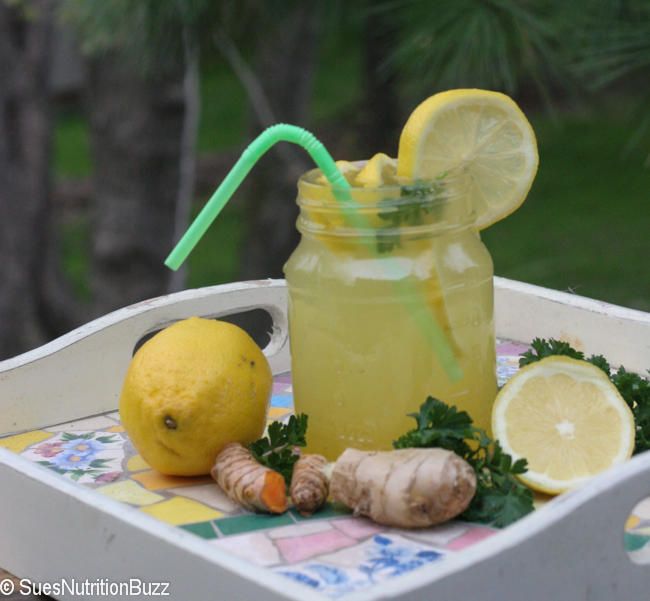 pineapple lemonade-0985