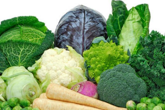 Cruciferous-Vegetables