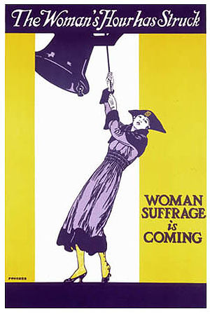 Women and suffrage