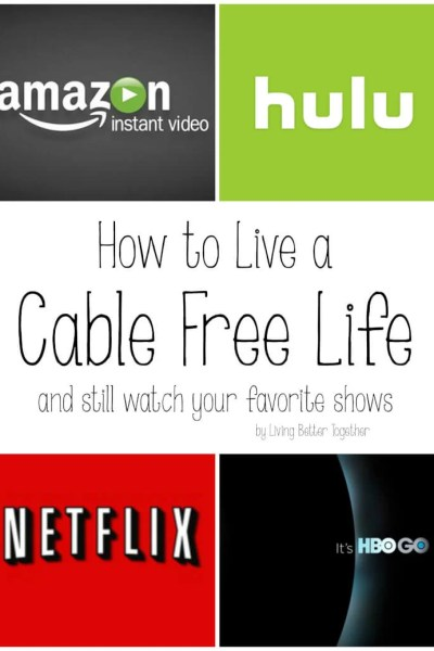 A Cable Free Life