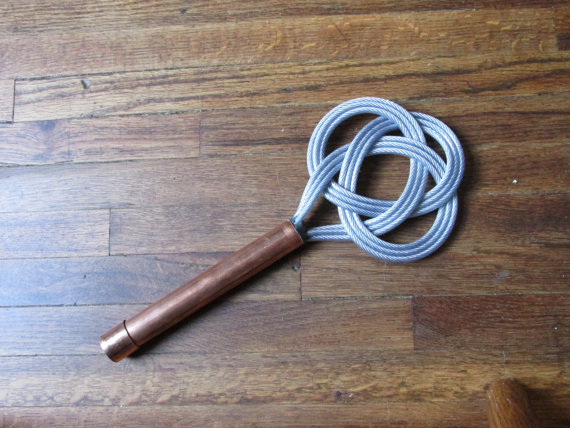 Review: Rug Beater Paddle, independent toy maker on Etsy