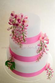 Wisteria Cake