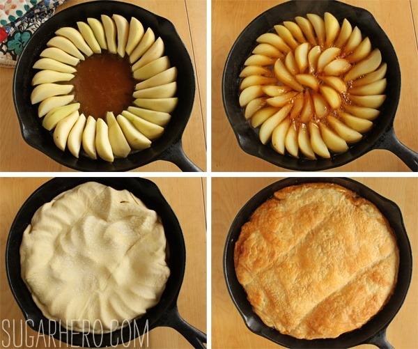 Pear Tarte Tatin Recipe